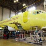 Юбилейный 150-й Суперджет 100 выполнил первый полёт